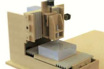 Arduino Desktop CNC Router