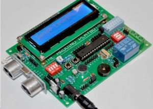 PlayBot Educational All-In-One Arduino Project Board (video)