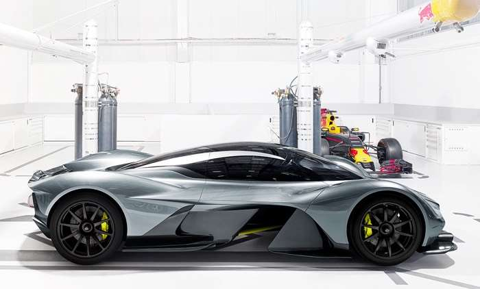 Aston Martin AM-RB 001 To Feature Cosworth Engine