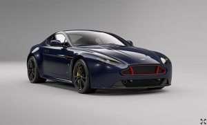 Aston Martin Vantage S Red Bull Racing Edition Announced