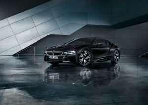 BMW i8 Protonic Frozen Black Edition Coming At Geneva