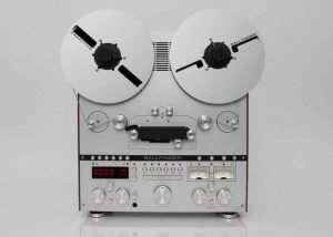 Retro Ballfinger Reel-To-Reel Tape Player Available For $29,000