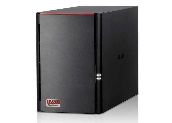 Buffalo LinkStation 520DN NAS Storage