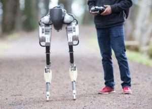Agility Robotics Unveils Cassie Walking Robot (video)