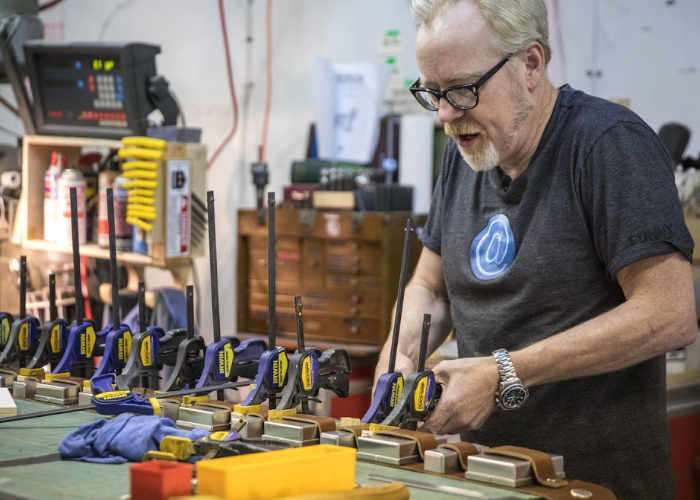 Chewbacca Bandolier Created By Adam Savage