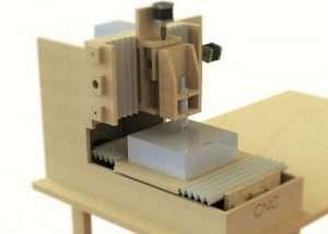 DIY Arduino Powered Desktop CNC Router Created For Under €200 (DIY)