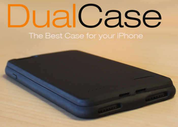 DualCase iPhone Case