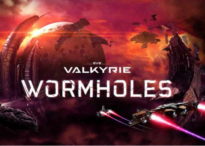 EVE Valkyrie Wormholes