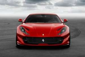 Ferrari 812 Superfast Unveiled Ahead Of The Geneva Motor Show