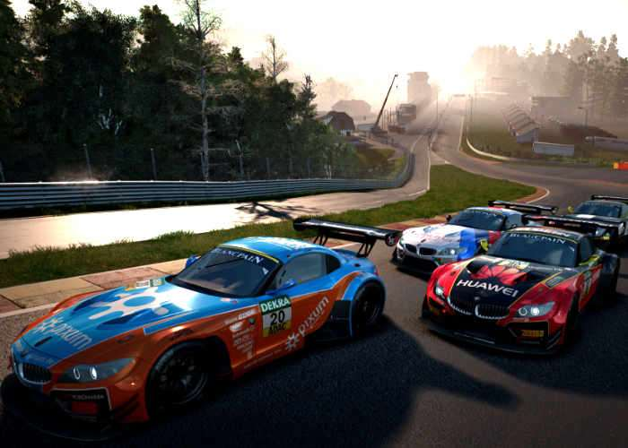 New Xbox One Racing Game : Gtr racing game confirmed for launch on pc xbox one and