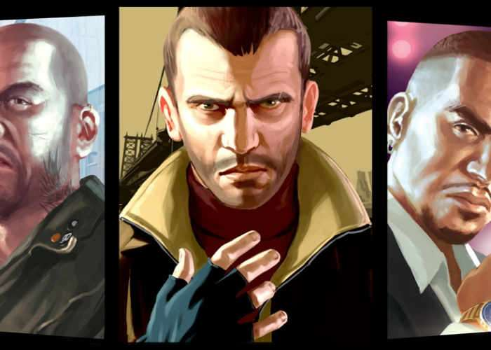 Grand Theft Auto IV Backward Compatibility