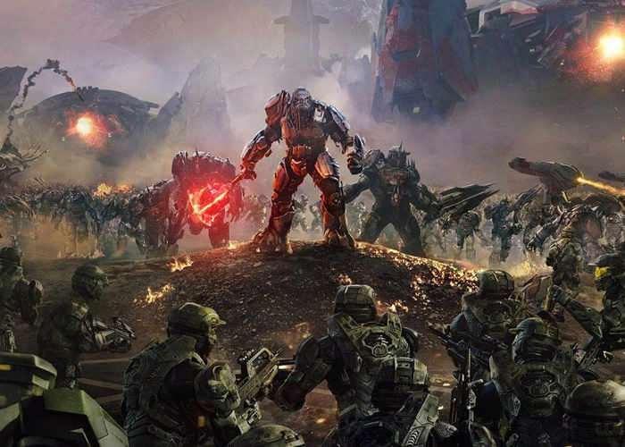 Halo Wars 2 demo