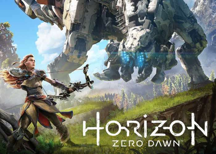 Horizon Zero Dawn Open World Gameplay