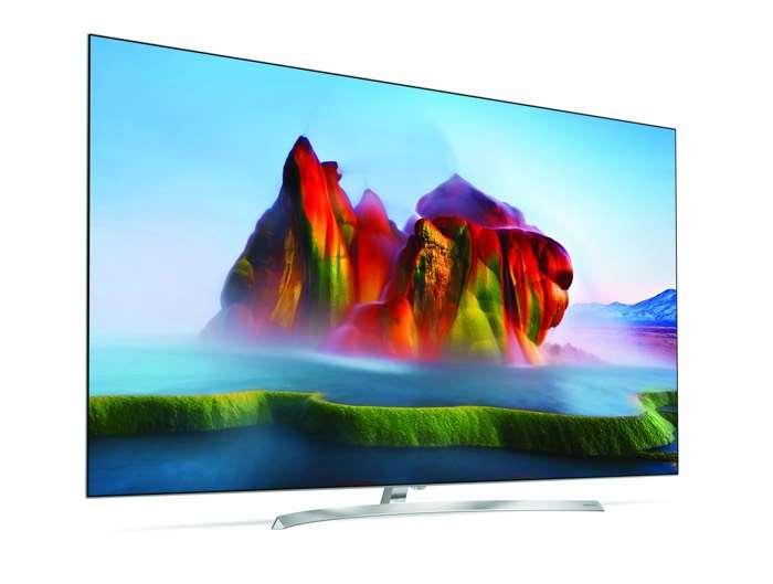 LG 2017 SUPER UHD TVs
