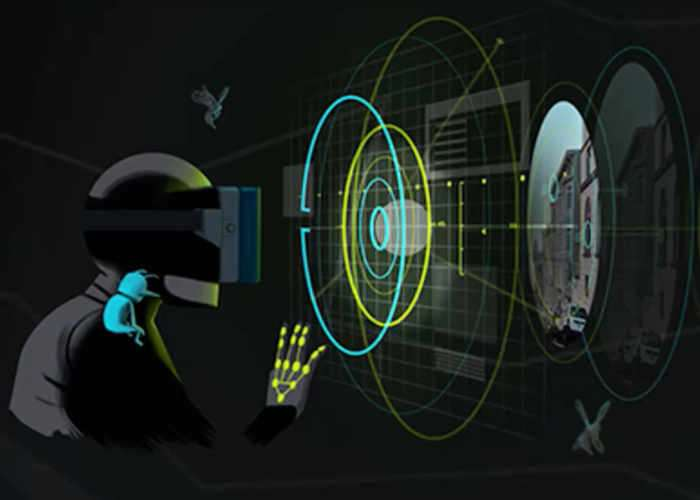 LogiX Virtual Reality Visual Programming Interface