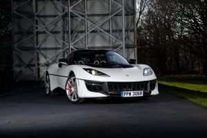 One Off Lotus Evora Sport 410 Unveiled