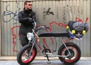 MOKE Urban Utility e-Bike (video)