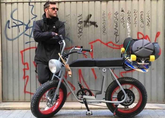 MOKE Urban Utility e-Bike
