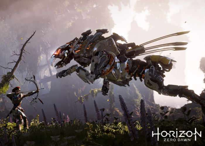 Machines Of Horizon Zero Dawn