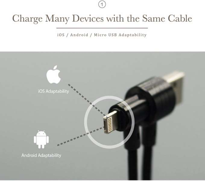 Magnetic Cable 2
