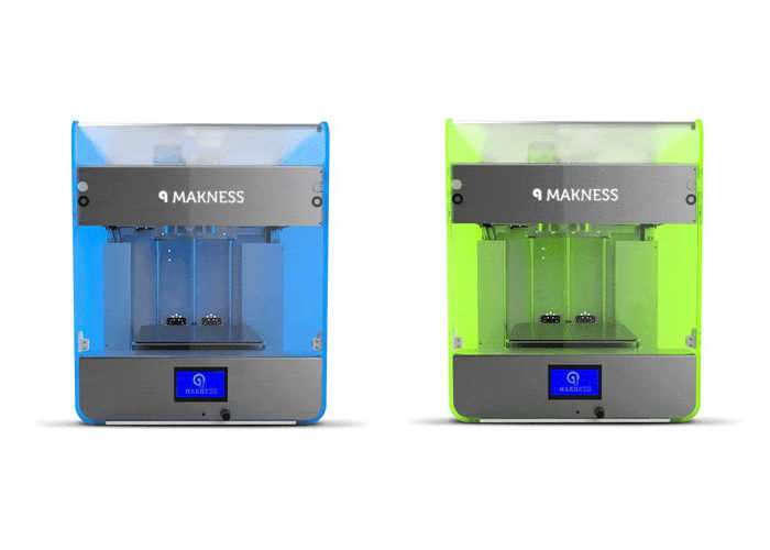 Makness 3D Printer Designed For The Home (video)