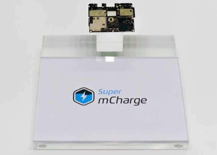 Meizu Super mCharge Tech