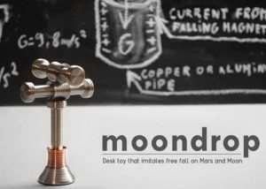 Moondrop Desktop Fidget Toy (video)