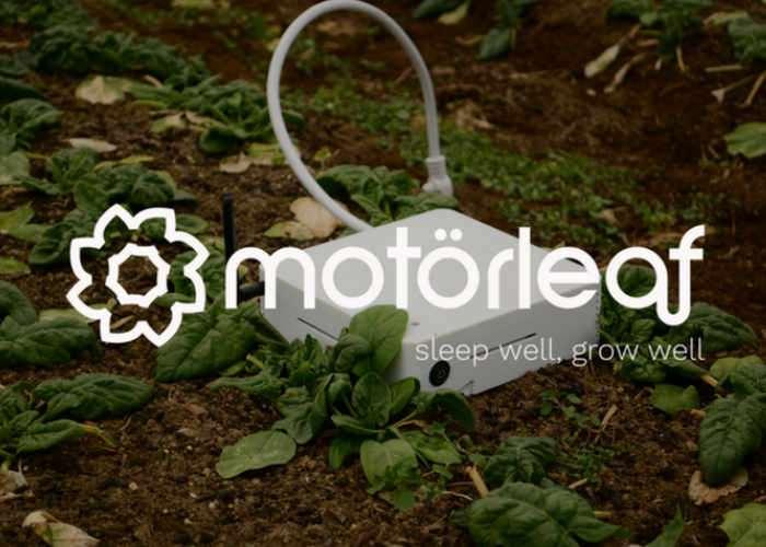 Motorleaf Smart Gardening System