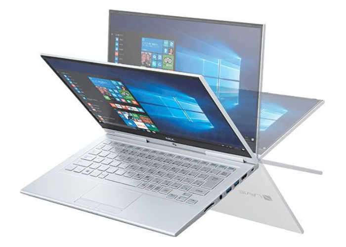 NEC LaVie Hybrid Zero Notebook