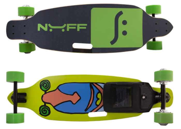 NUFF Electric Skateboard