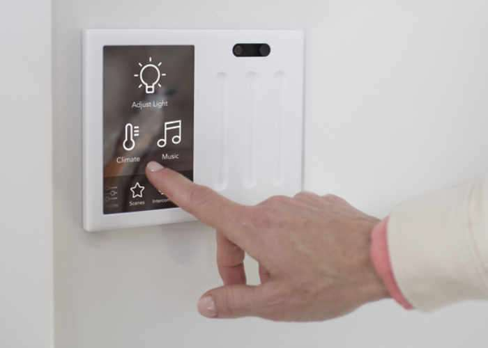 New Smart Home Control Panel Unveiled By Brilliant For