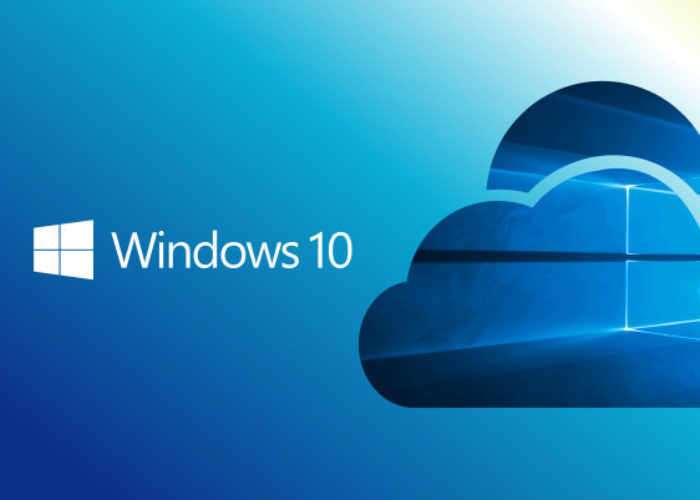 New Windows 10 Cloud Operating System