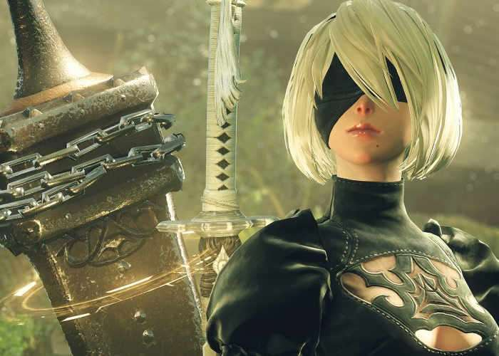 Nier Automata Steam Release Date Accidentally Revealed By Square Enix