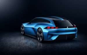 Peugeot Instinct Concept Unveiled Ahead Of Geneva