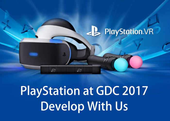 PlayStation GDC 2017