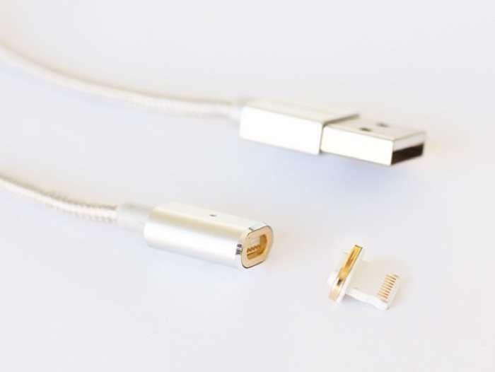 Plugies Magnetic Charging Cable