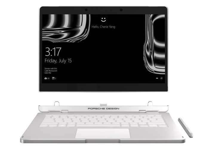 Porsche Design BOOK ONE Convertible Notebook