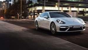 Porsche Panamera Turbo S E-Hybrid Gets Official