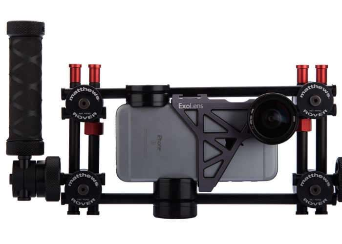 Professional Smartphone Camera Stability And Mounting System