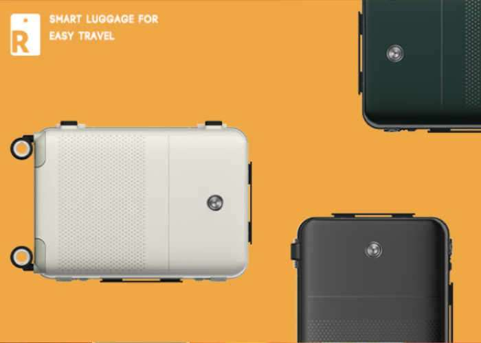 Ready Smart Luggage