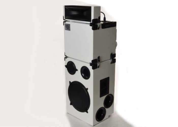 RockDolly All-In-One Live Sound Solution