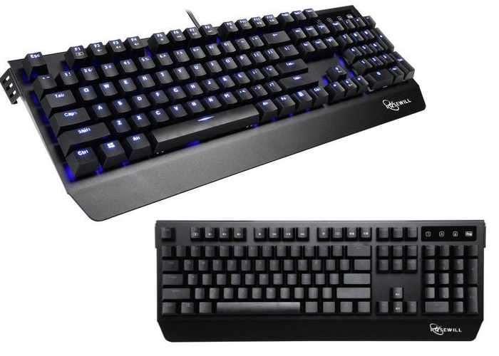 Rosewill RK-9300 Mechanical Keyboard