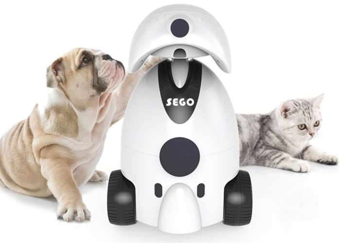 Sego Robotic Pet Companion