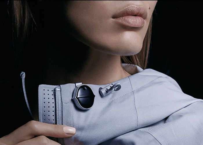 Senstone Smart Wearable Voice Recorder
