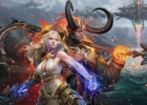 Skyforge MMO Launching Spring 2017 (video)