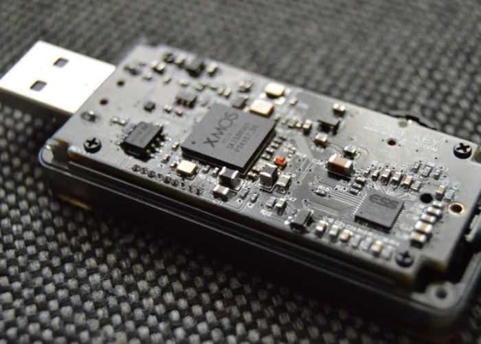 Space Key USB DAC