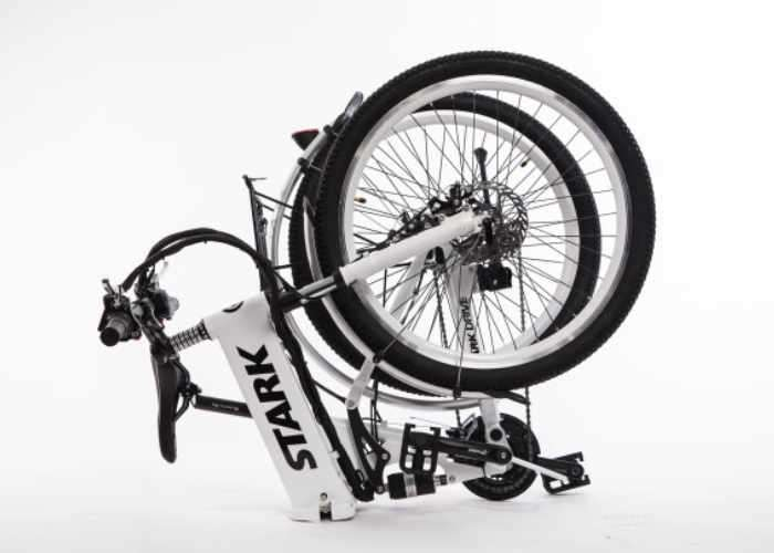 Stark Drive Affordable Folding Electric Bike