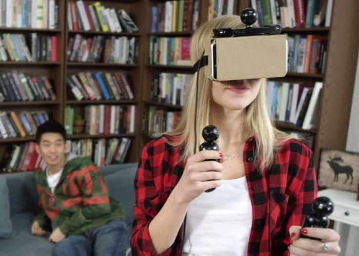 Play Steam VR Games On Your Smartphone With NOLO VR (video
