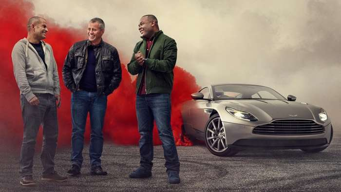 top gear is coming back next month geeky gadgets. Black Bedroom Furniture Sets. Home Design Ideas