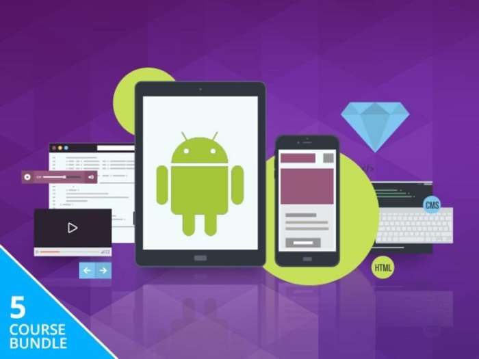 Ultimate Android N Development Bundle
